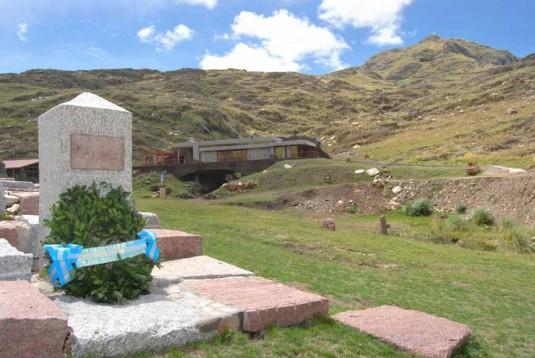 Museo y tumba de los restos de Crisóstomo Lafinur
