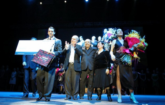 Tango Buenos Aires Festival y Mundial consagró ganadora a una pareja porteña
