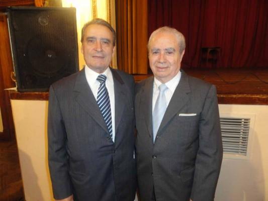 Don Pedro Bello y Benito López Carballedo