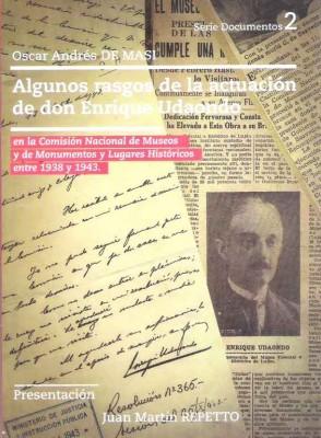 homenaje a Don Enrique Udaondo