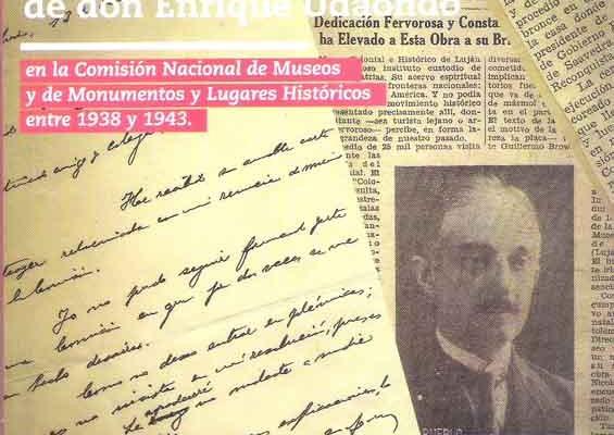 """Homenaje a don Enrique Udaondo en la sede del Archivo y Museo Históricos del Banco Provincia """"Dr. Arturo Jauretche"""""""