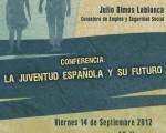 La juventud española y su futuro