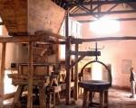 El Molino de Huaco se encuentra en la tierra de don Buenaventura Luna