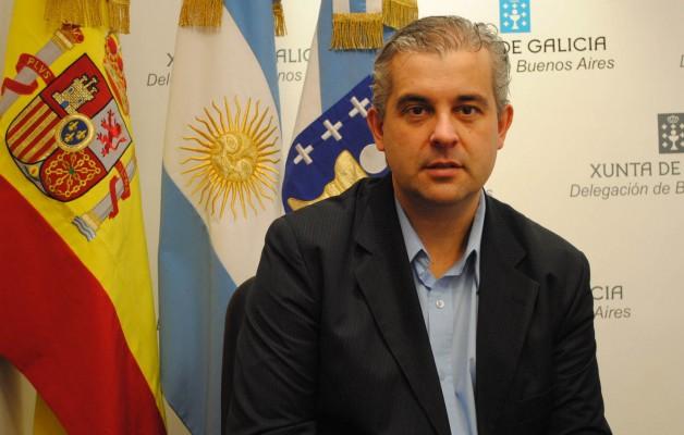 Entrevista a Alejandro López Dobarro, delegado de la Xunta de Galicia en Buenos Aires