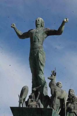 Monumento al Pueblo Puntano de la Independencia