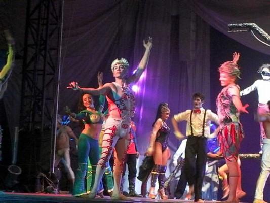 Show Circo Servian