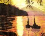 Mi pintura es una fotografía hecha a mano