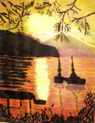Pintura de Martin Ciaffaroni