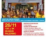 Tercera Maratón Hispano Argentina saldrá del Monumento de los Españoles