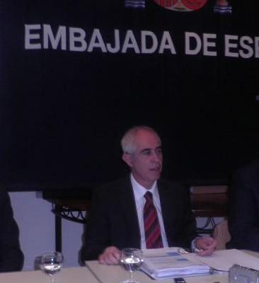 Aurelio Miras Portugal, participará de un encuentro digital con jóvenes españoles
