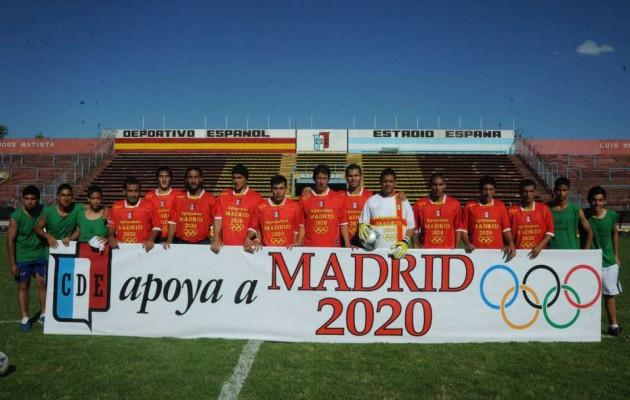 Madrid se postula como candidata a sede de los Juegos Olímpicos 2020