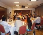 El Festival Nacional de Doma y Folklore de Intendente Alvear se presentó en Bs. As.