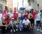 El Carnaval de Rio en San Luis, se promocionó en Buenos Aires