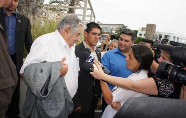 Destino Punta del Este cerró el año 2012 junto al presidente José Mujica