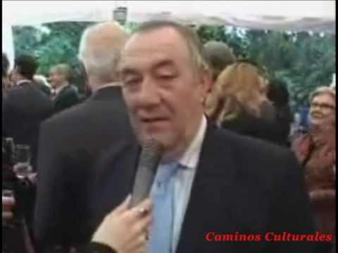 Día Nacional de España en el saludo del consejero de La Oficina de Turismo de España, don Julio Moreno Ventas.