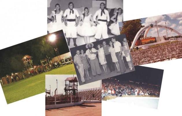 Cuenta regresiva para el Festival Nacional de Doma y Folklore de Intendente Alvear