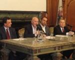 La Federación de Sociedades Españolas festejó los 50 años de su constitución