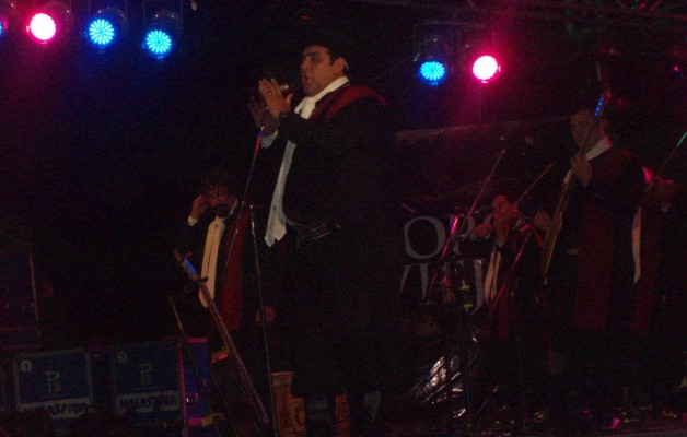 El Festival Nacional de Doma y Folklore comenzó en Intendente Alvear, La Pampa