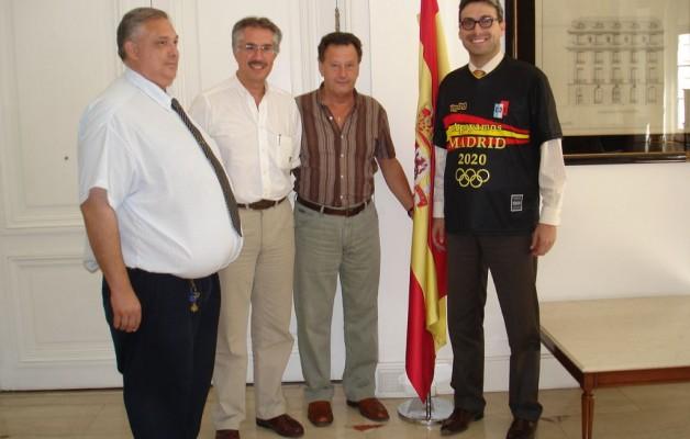 La Copa Madrid 2020 está organizada por el Club Deportivo Español