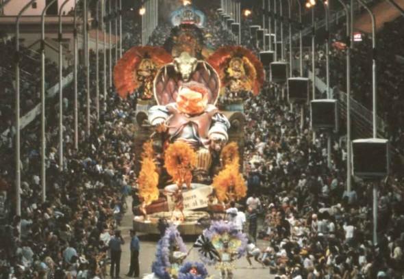 Carnaval de Entre Ríos. (Crédito Casa de Entre Ríos)