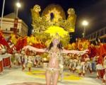 Los Carnavales de Entre Ríos atraen por el despliegue de sus carrozas