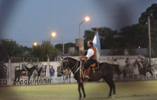 El Festival de Doma y Folklore de Intendente Alvear batió record de público