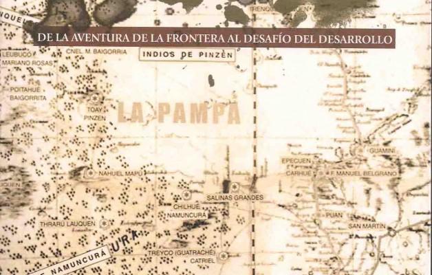 La Pampa Central es el libro escrito por Carlos D. Heguy