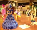 El Carnaval de Río se exhibe en muestras temáticas en Juana Koslay, San Luis  y Villa Mercedes