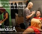 """En Casa de Mendoza se expone """"Atrás"""", la muestra fotográfica sobre la vendimia y sus reinas"""