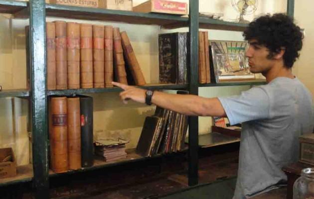 El Museo de Pepa recrea al antiguo almacén de ramos generales en Intendente Alvear