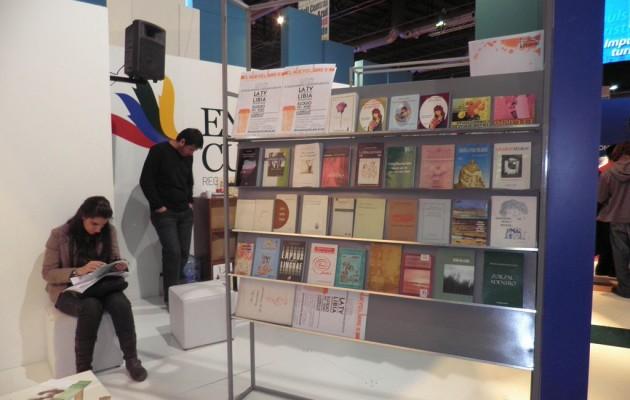 España en la 39º Edición de la Feria Internacional del libro 2013
