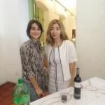Carolina Noya y Patricia Ortiz