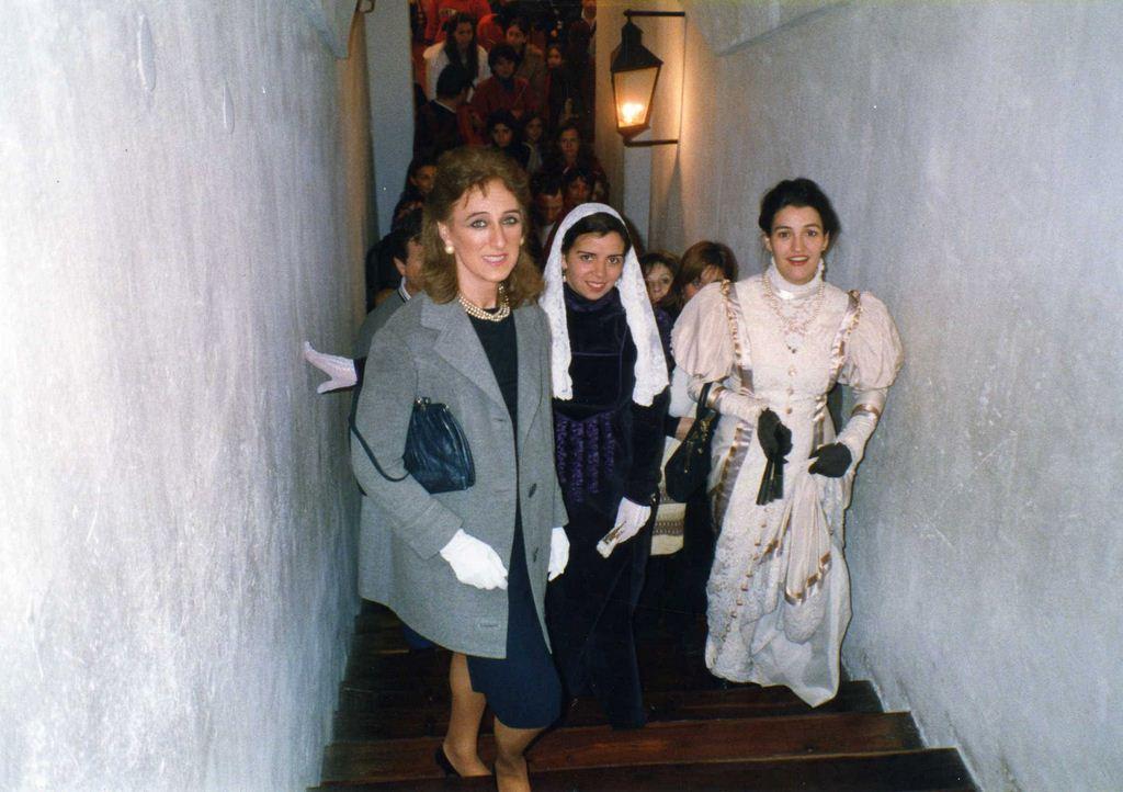 Vivencias Históricas Coloquiales en el Museo del Cabildo