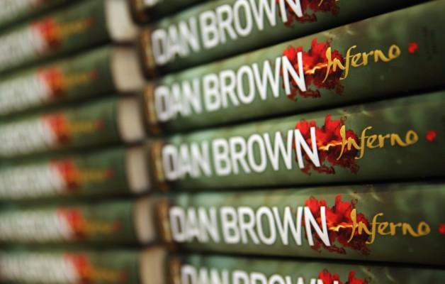 Inferno: otra novela de suspenso de Dan Brown