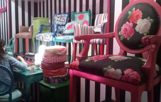 La Feria Puro Diseño presentó  productos originales y decorativos
