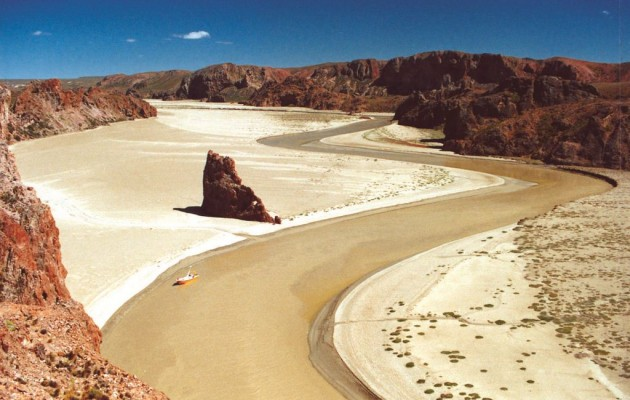 La Ruta de Darwin en la Patagonia es un atractivo histórico y turístico