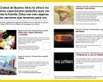 La Ciudad de Buenos Aires programa las vacaciones de invierno