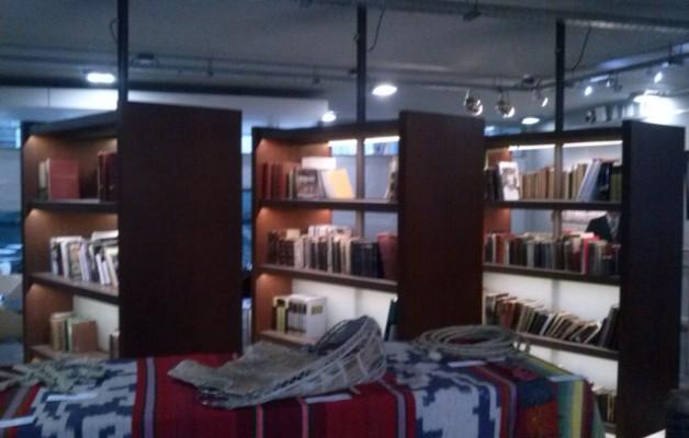 San Luis inauguró una muestra artístico-cultural en la Biblioteca Nacional del Congreso