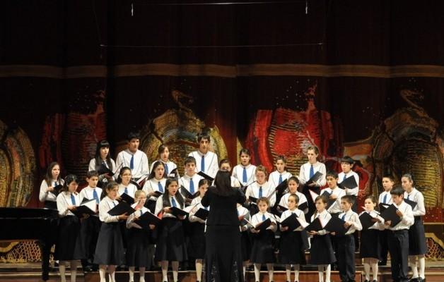 El Coro Nacional de Niños actuará en la Casa Fernández Blanco