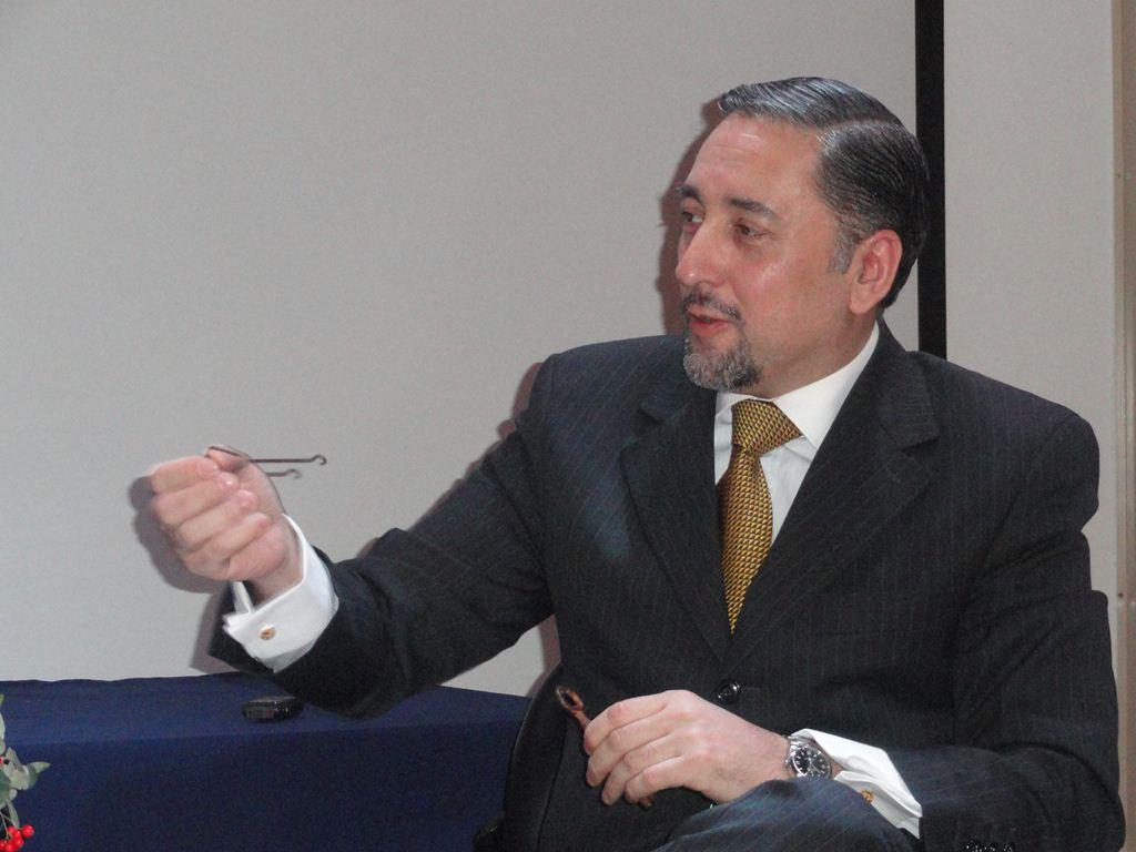 Doctor Oscar Andrés De Masi