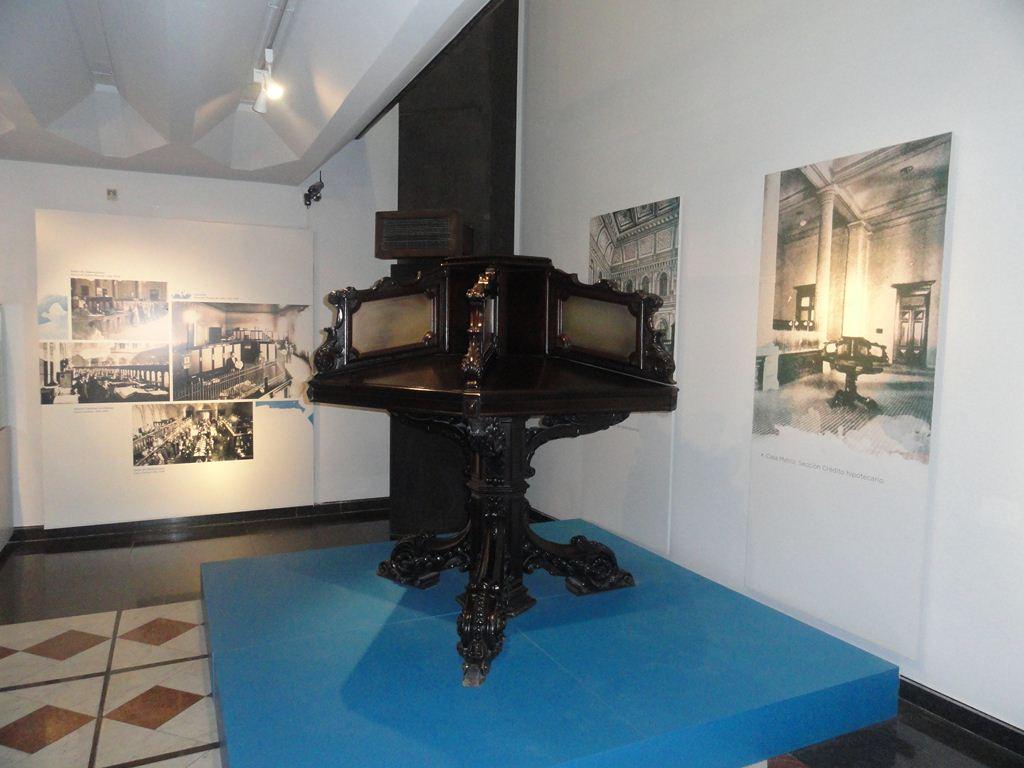 Museo Banco Provincia. Sección Crèdito Hipotecario