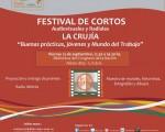 """El Festival de cortos: """"Buenas prácticas, jóvenes y mundo del trabajo"""" comienza  en el Congreso de la Nación"""