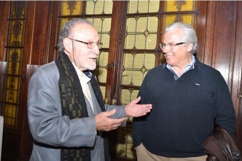 Francisco Lores Mascato y Baltasar Garzón