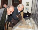 El Museo de la Emigración Gallega en la Argentina fue visitado por el jurista Baltasar Garzón
