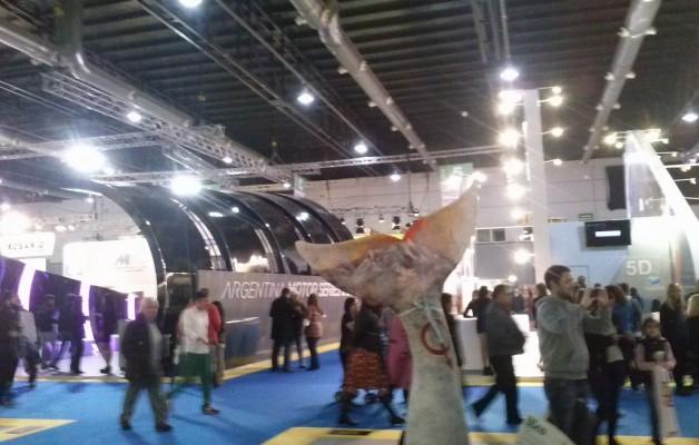 En la Feria Internacional de Turismo se comienza a disfrutar del paisaje y la cultura