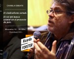 """El filósofo Ricardo Forster dará una charla debate sobre """"El sindicalismo en la actualidad»"""
