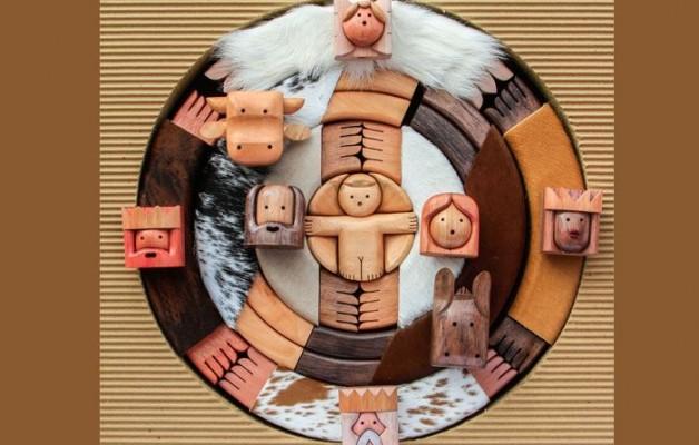 El Museo de Arte Popular José Hernández exhibe Imagineros y talladores de madera