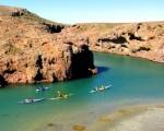 Puerto Deseado inicia la temporada de verano 2014