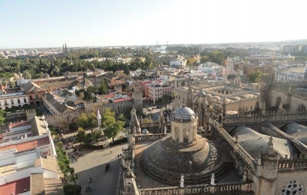 Sevilla, la puerta de Andalucía