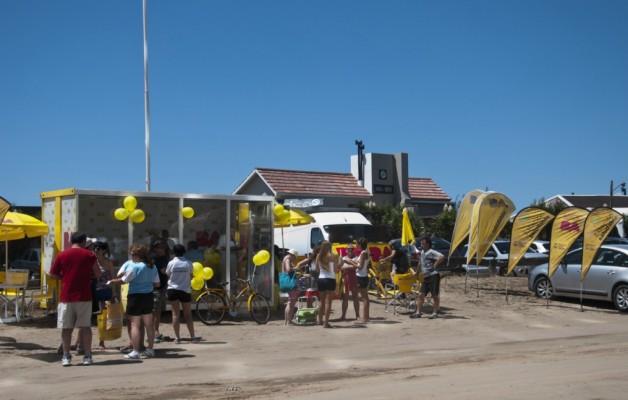 Los Paradores de Bs. As. se disfrutan en Mar del Plata, Pinamar y San Clemente